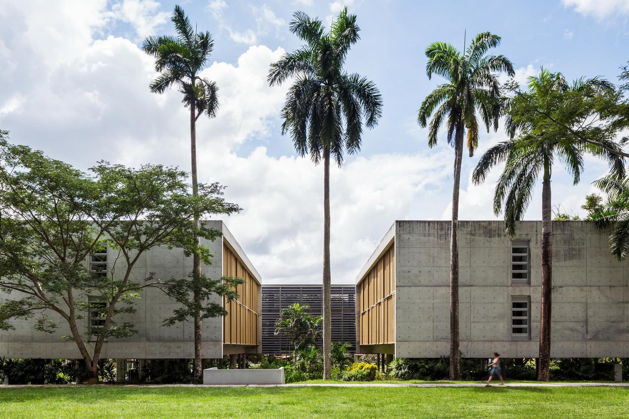 Alojamiento Estudantil en la Ciudad del Saber / [sic] arquitetura, © Ana Mello
