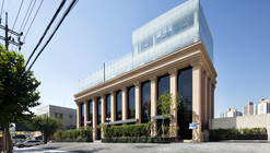 Kyung Hee Cyber University ACAPeace Building Renovation / Chiasmus Partners