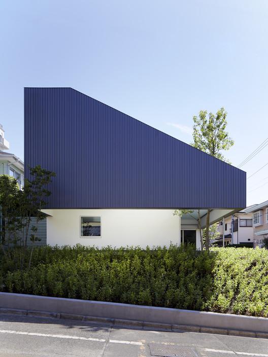 TY / Yo Yamagata Architects + AND Associates, © Forward Stroke / Koji Okumura