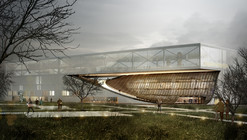 BFarchitecture Takes Second Place in Liget Budapest Museum of Ethnography Competition
