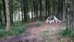 """Paisaje y Arquitectura: el mundo natural y digital se combina con Root como el Pabellón """"CALLIPOD"""""""