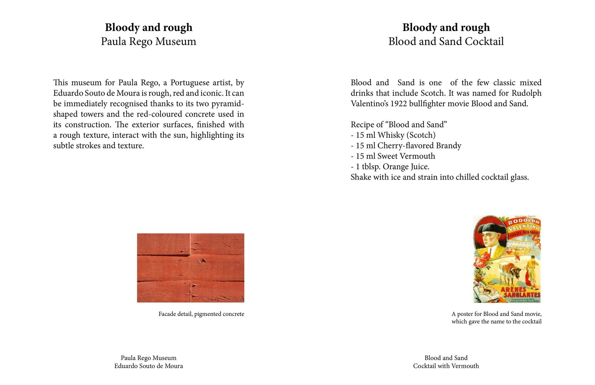 Casa de las historias de Paula Rego por Eduardo Souto de Moura / Blood and Sand. Imágen cortesía de Kosmos Architects