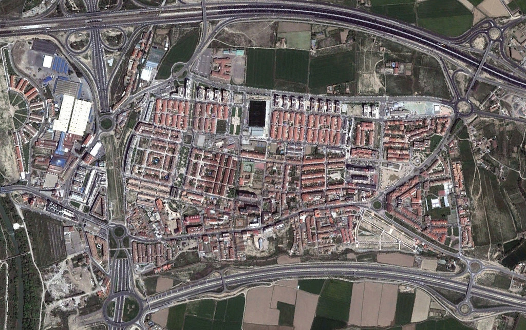 Santa Isabel, Zaragoza (2011). Image Cortesia de Nación Rotonda