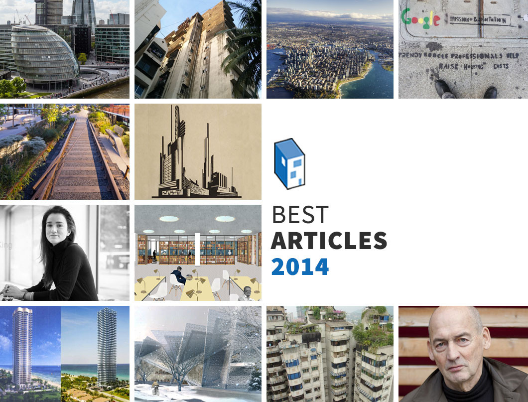 The Best Articles Of Archdaily