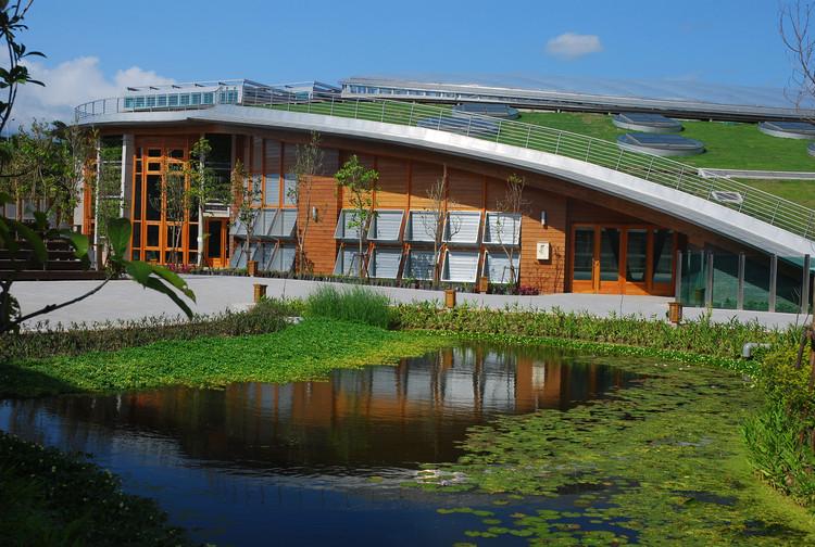 Cortesía de Bio-architecture Formosana