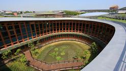 Pavilhões da Expo Flora de Taipei / Bio-architecture Formosana