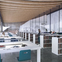 Library- Museum of Architecture. Image © LEAD