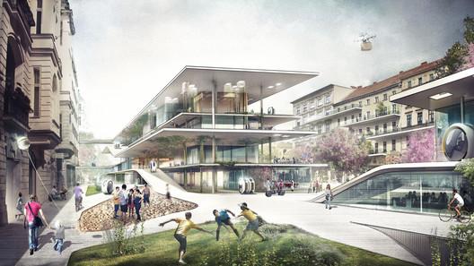 © Audi Urban Future Initiative