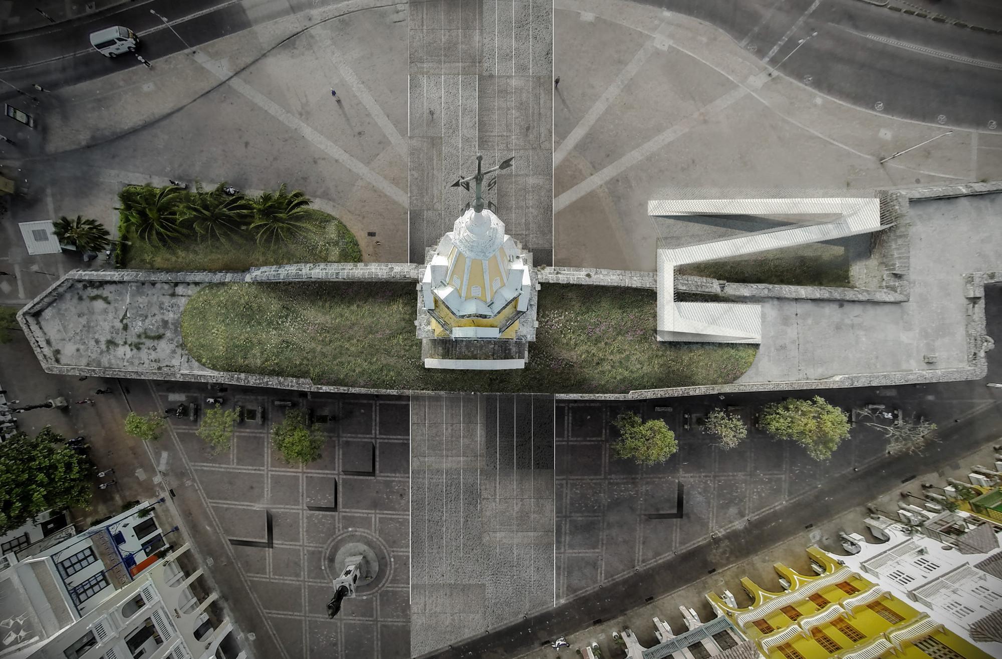Torre del Reloj. Imagen © M.O.N.O.M.O.