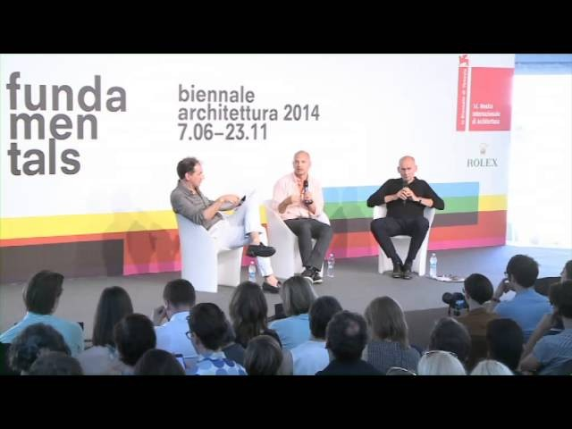 Video: Rem Koolhaas and Nest CEO Tony Fadell on Architecture and Technology