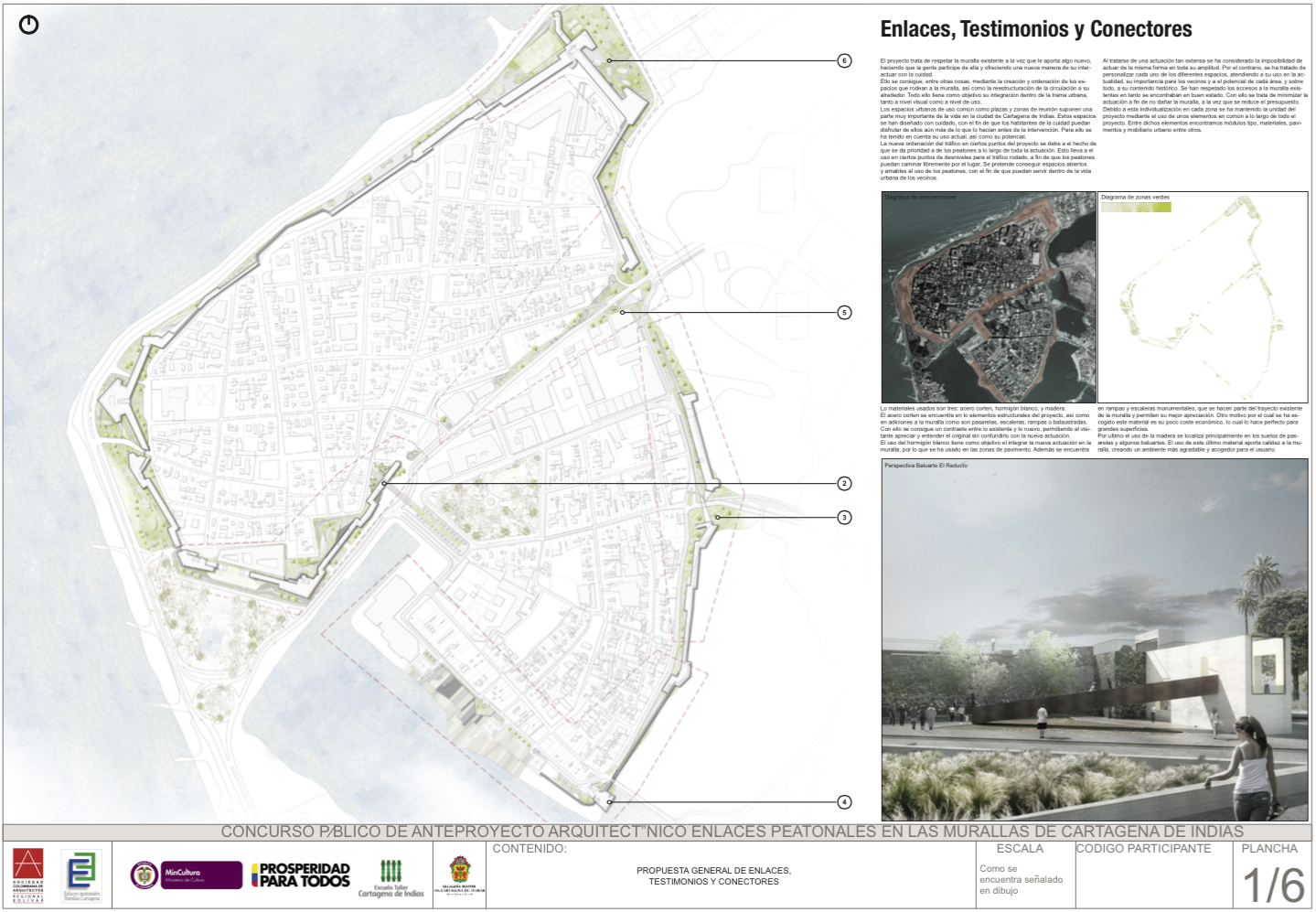 Plan maestro. Imagen © MOBO Architects