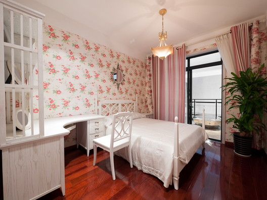 "The interior design of bedrooms is often described as ""feminine"". Image © robinimages2013 via Shutterstock"