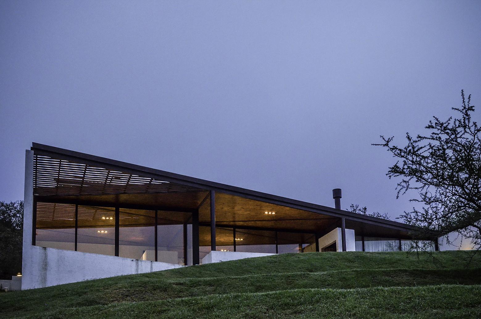 Galeria de casa sz alarciaferrer arquitectos 6 for Arquitectos para casas
