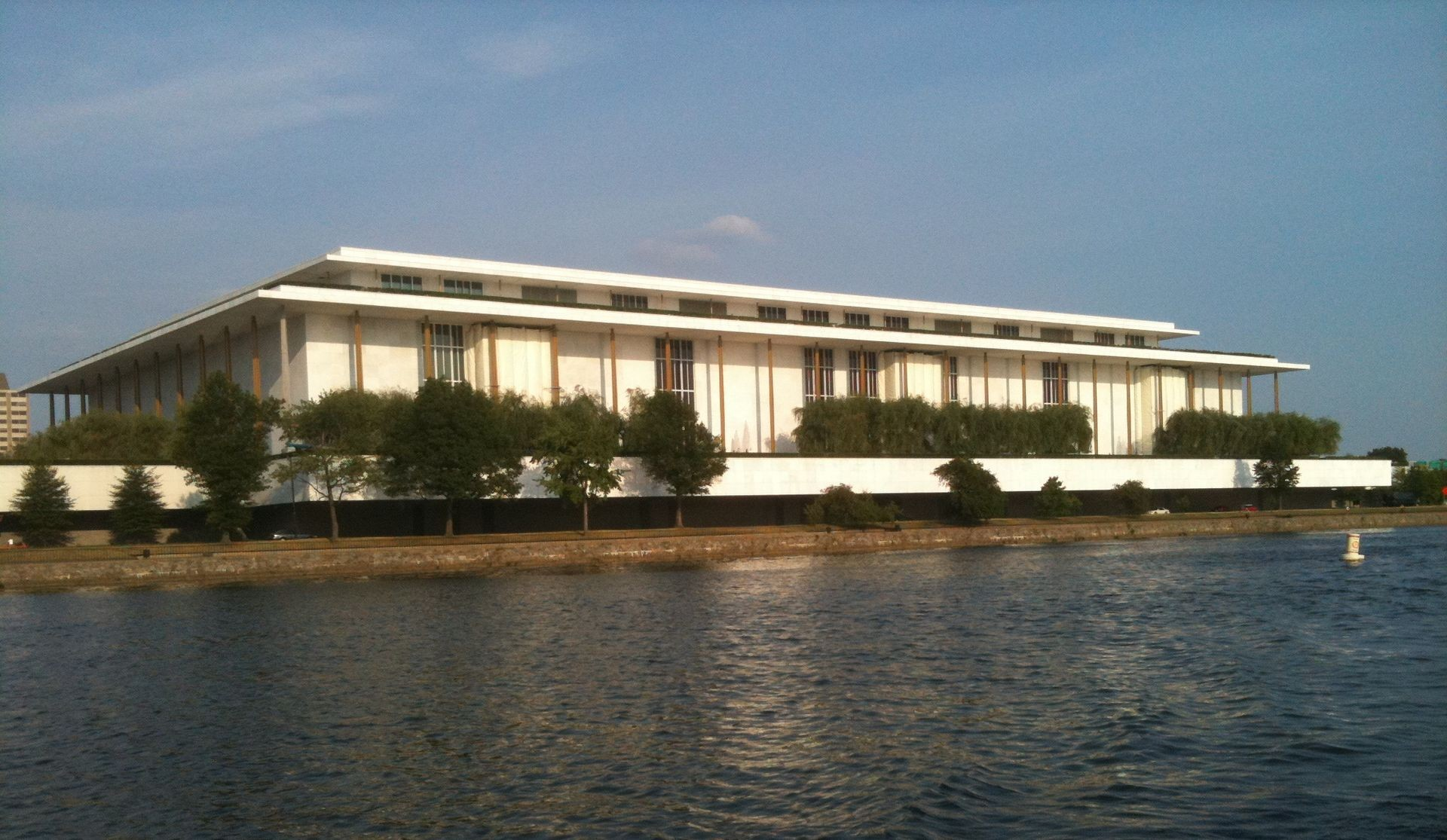"""Ada Louise Huxtable: """"A Look at the Kennedy Center"""", Kennedy Center. Image via Wikipedia"""