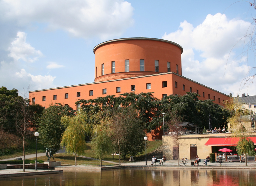 Caruso St John Appointed to Renovate Asplund's Stockholm Public Library, © Flickr CC user EnDumEn