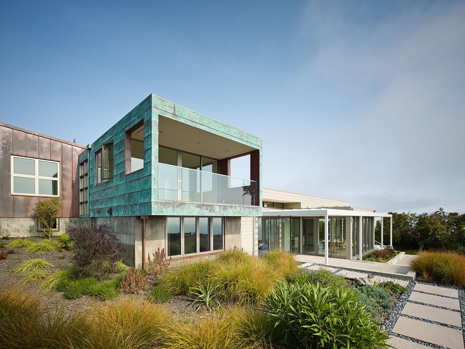 IN OUT / WNUK SPURLOCK Architecture , © Bruce Damonte