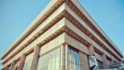 Demolition Begins On John Madin's Brutalist Former Library in Birmingham