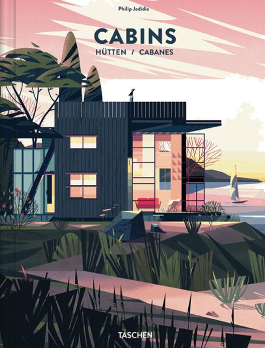 Arte y Arquitectura: 61 Cabañas Ilustradas por Marie-Laure Cruschi , Cortesia de Marie-Laure Crushi