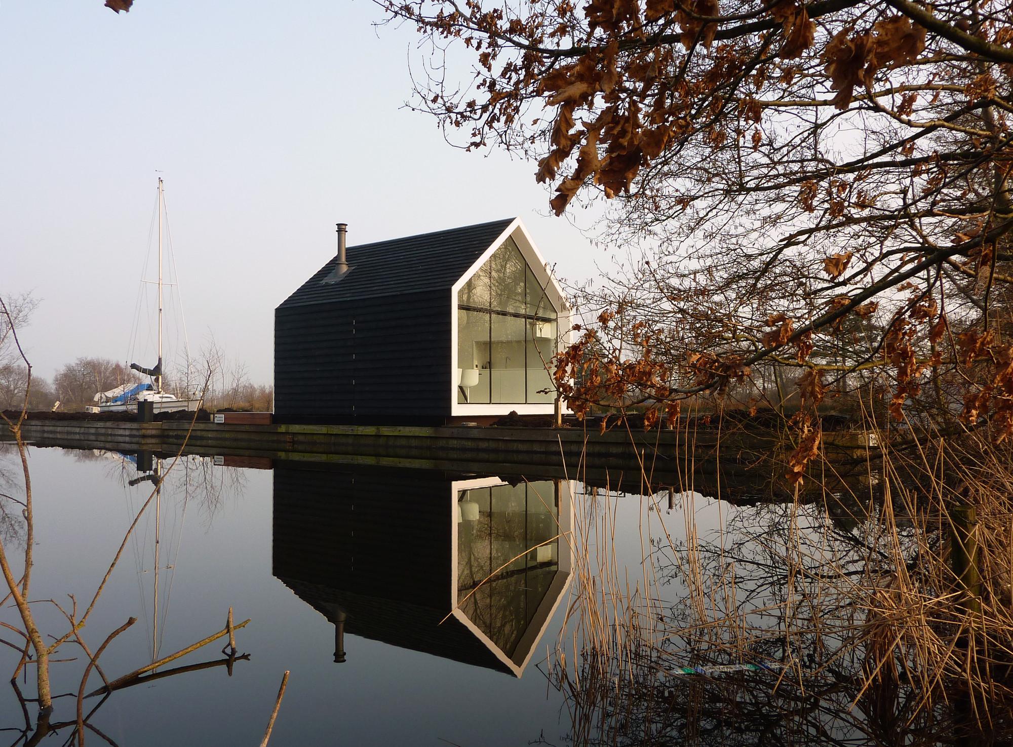 Cortesía de 2by4-architects. ImageIsland House, Holanda