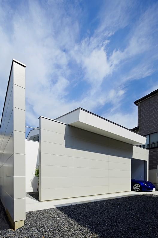 Casa en Tsubaki / PANDA, © Koichi Torimura
