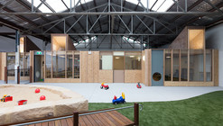 Camperdown Childcare / CO-AP