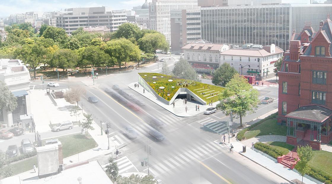 Sustainable Underground Car Park Design