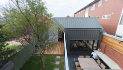 Patterson Street Residence / Jost Architects