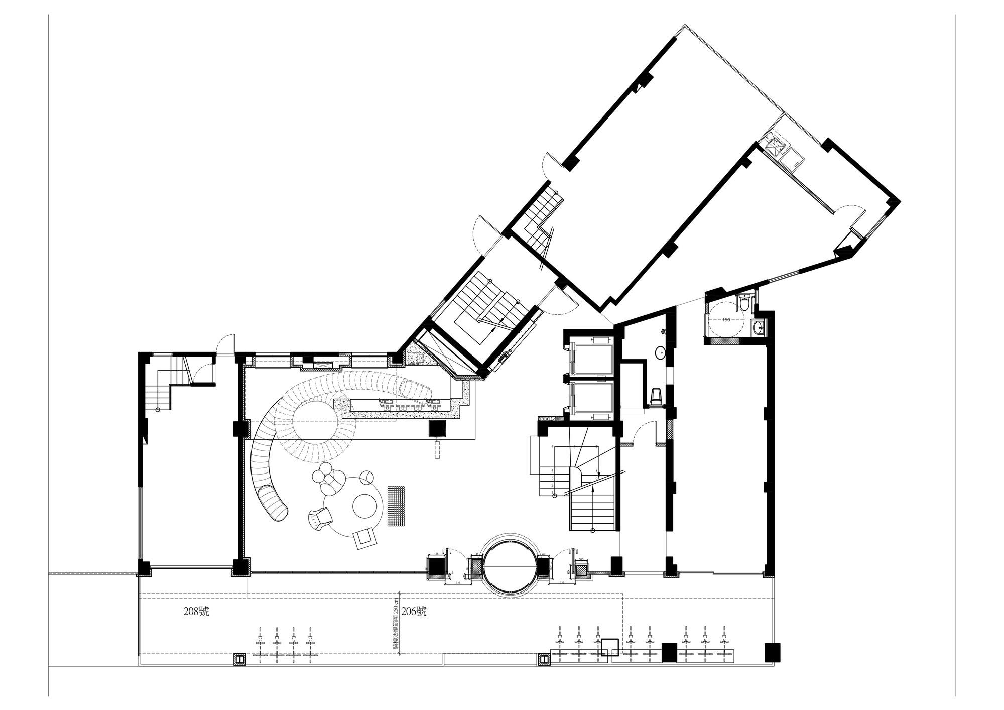 Hotel lobby floor plan - Floor Plan