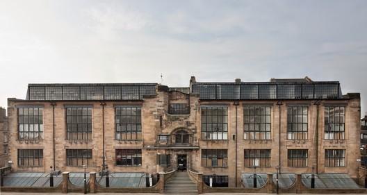 Glasgow School of Art (before the fire). Image © Alan McAteer