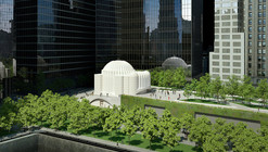 Video: Santiago Calatrava On His Design For Ground Zero's Only Non-Secular Building