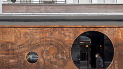 LIANG XIN Oriental Therapy Center / Magén Arquitectos