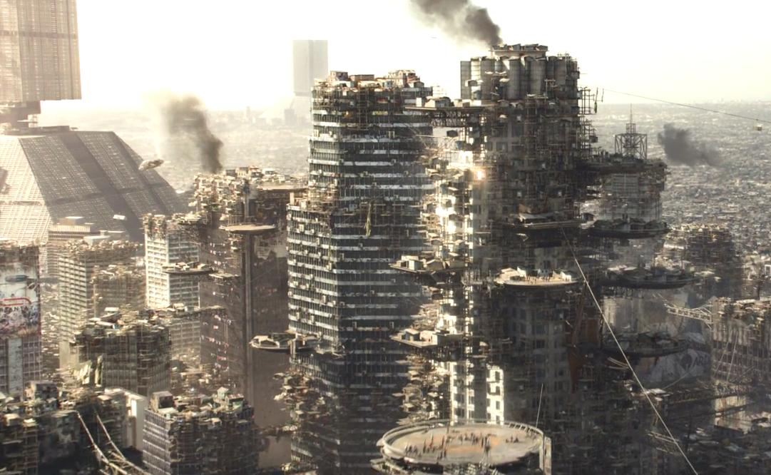 """Cine y Arquitectura: """"Elysium"""""""