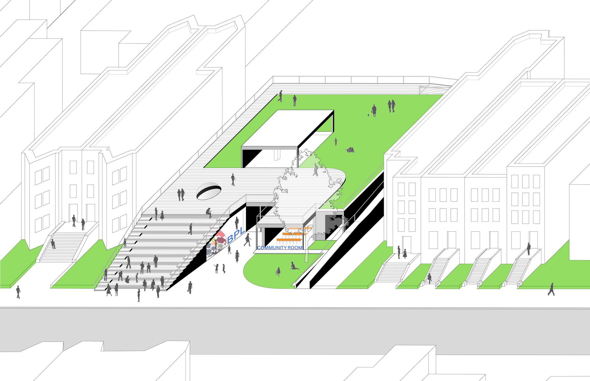 Gallery Of Five Design Teams Re Envision New Yorks Public