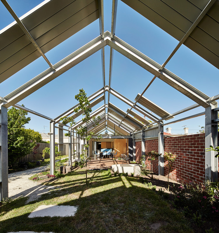 Cut Paw Paw / Andrew Maynard Architects, © Peter Bennetts