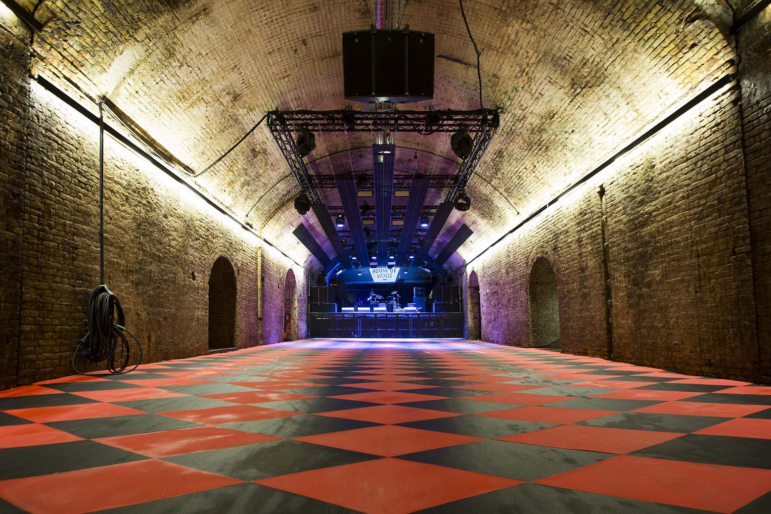 Gallery of house of vans london tim greatrex 6 for House music london