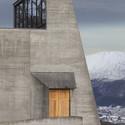 The Ivar Aasen Centre / David Borland. Image © David Borland