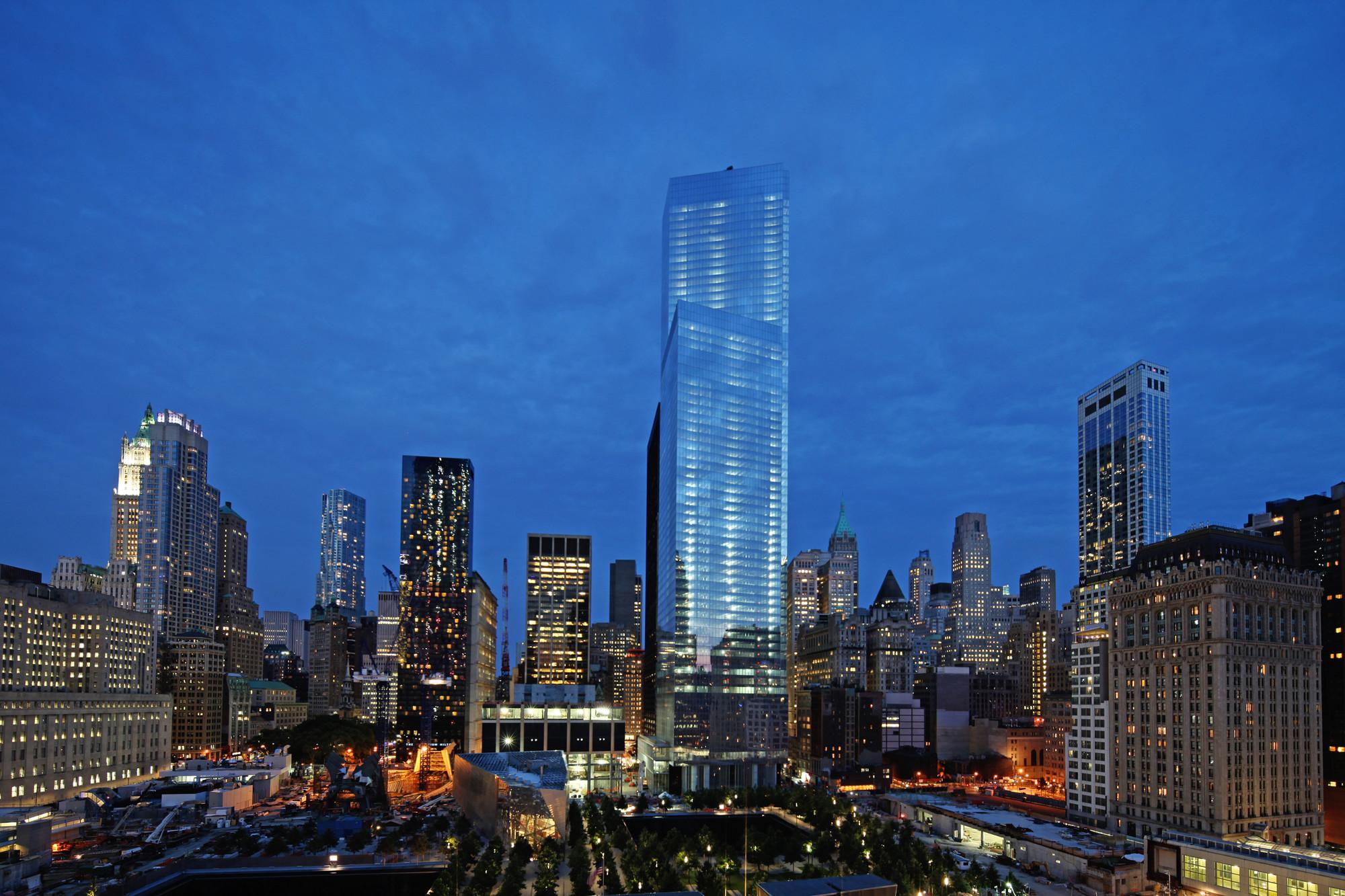 edificios nuevos se unen al listado anual de los edificios ms altos del mundo