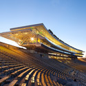 UC Berkeley Memorial Stadium and Training Center. Image © Jim Simmons