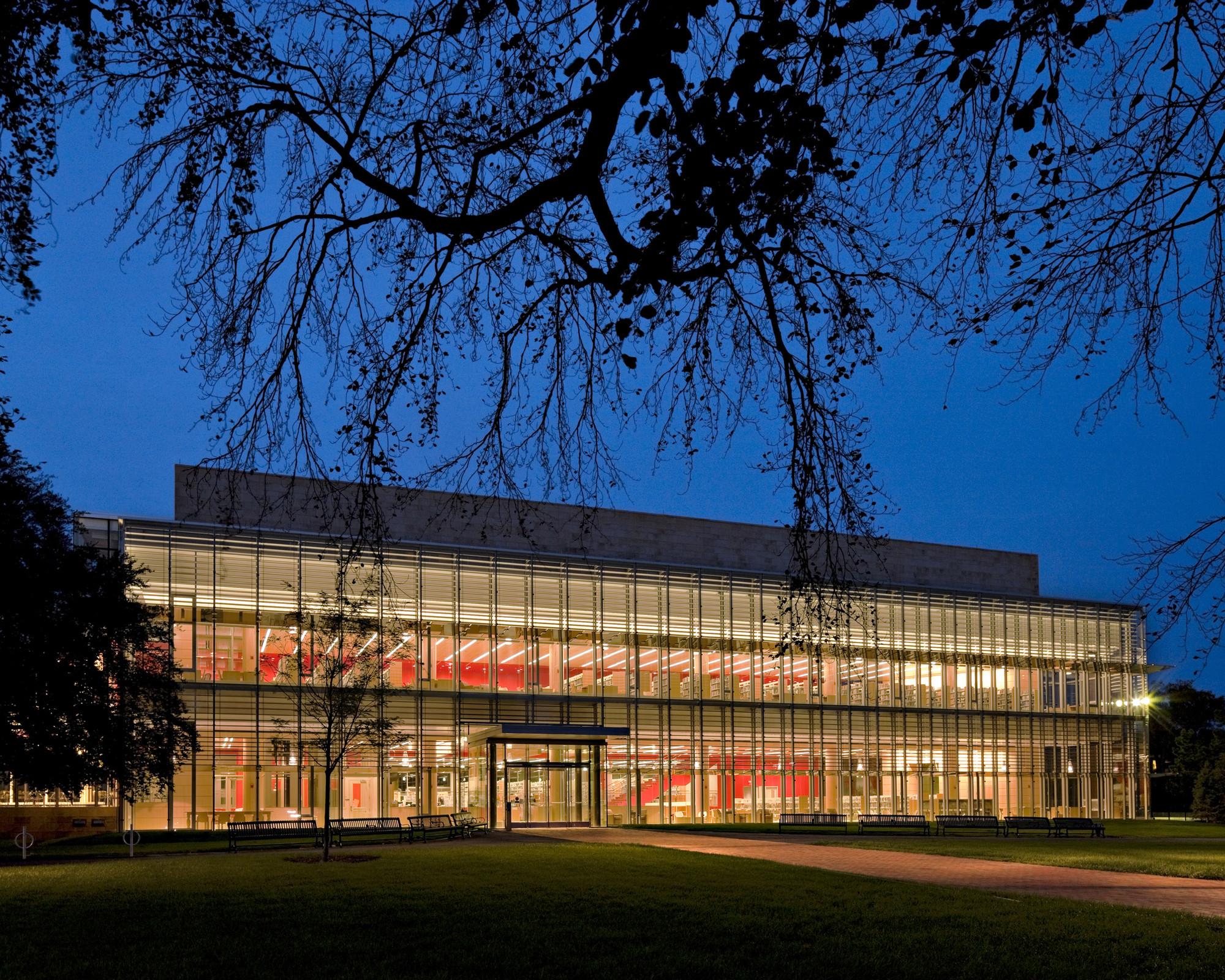 Pr mio de honra aia 2015 para arquitetura archdaily brasil for Cambridge architecture