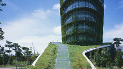 Factory in the Earth / Ryuichi Ashizawa Architect & Associates