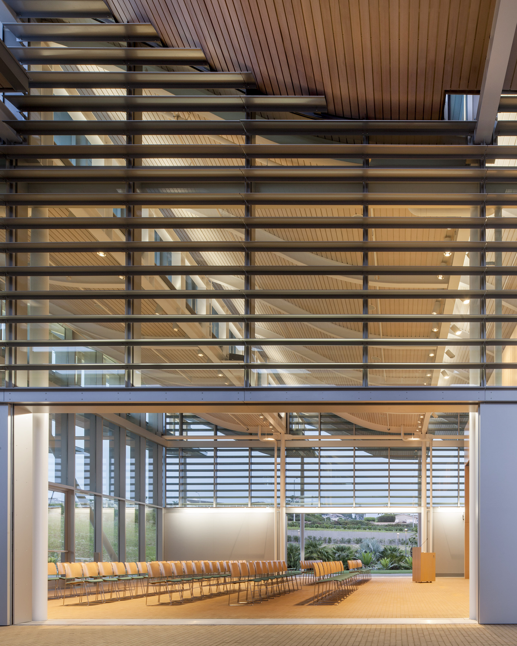 2015 AIA Institute Honor Awards For Interior ArchitectureNewport Beach Civic Center Bohlin Cywinski