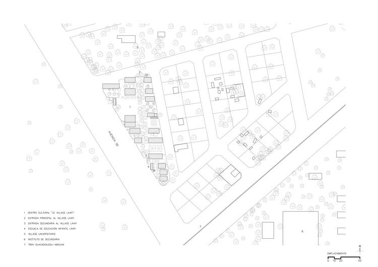 Plano del Sitio