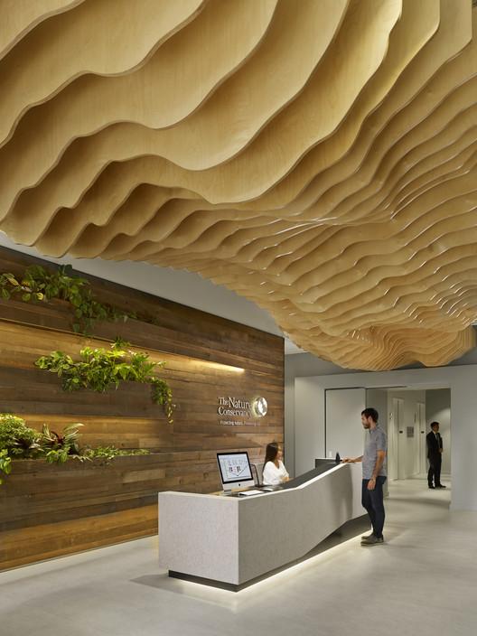 The Nature Conservancy HQ / MKThink, © Cesar Rubio