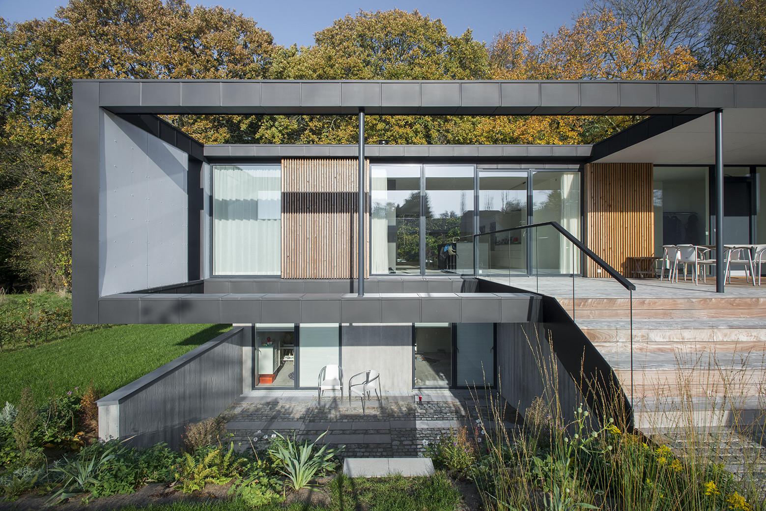 Villa R / C.F. Møller Architects, © Julian Weyer