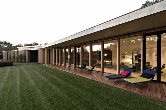 Courtesy of Audrius Ambrasas Architects
