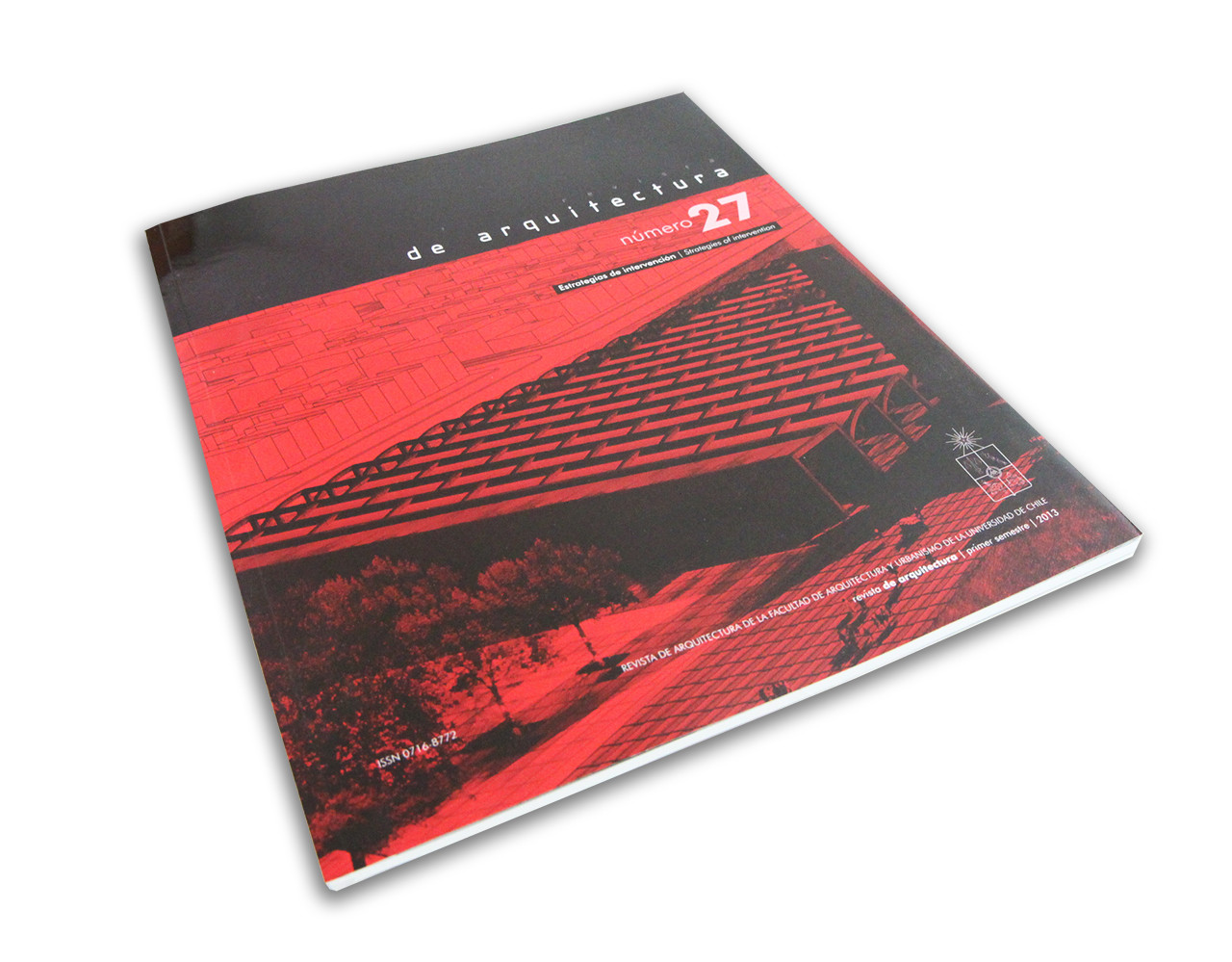 Revista de Arquitectura #27 / FAU Universidad de Chile