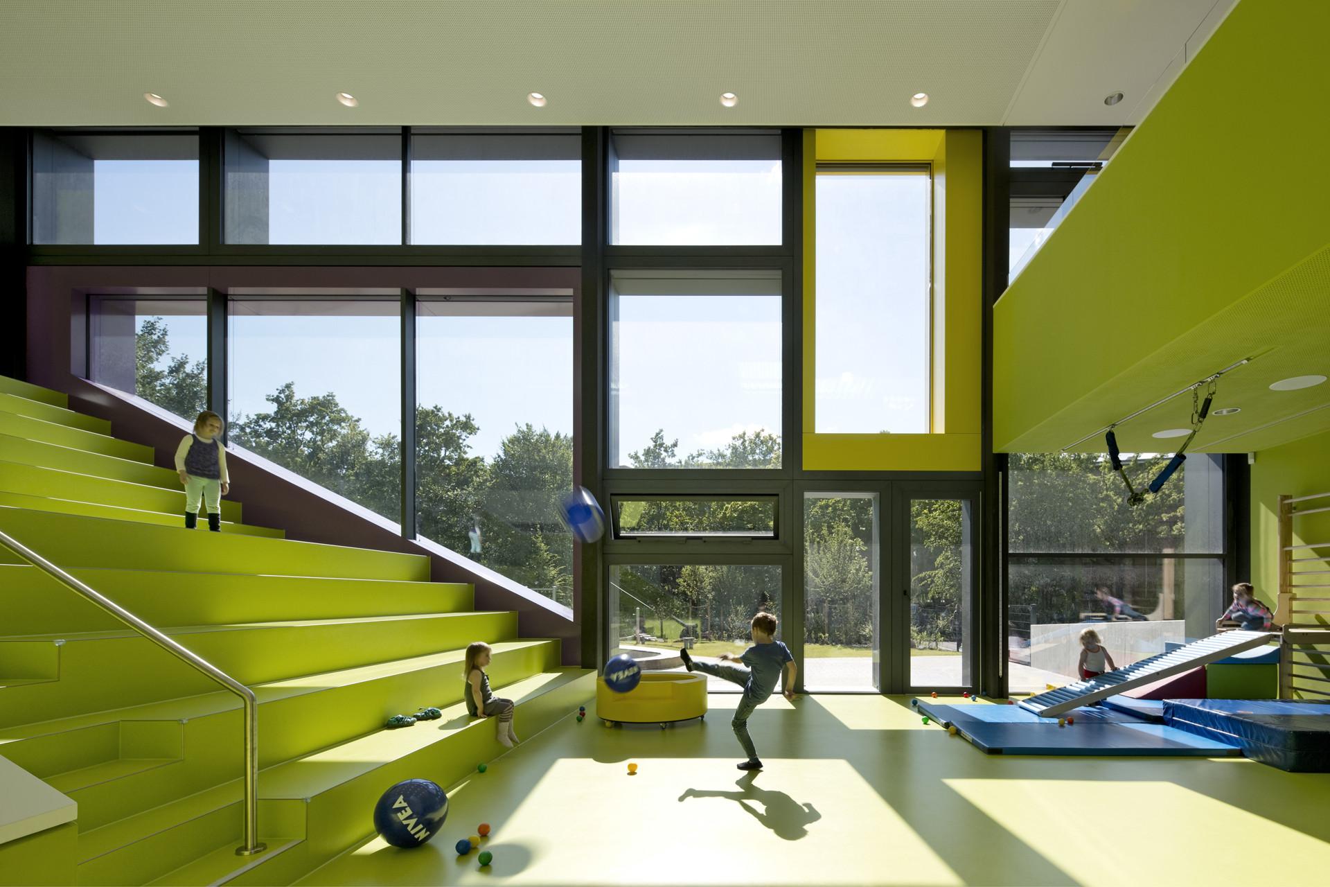 Beiersdorf children s day care centre for Childcare centre