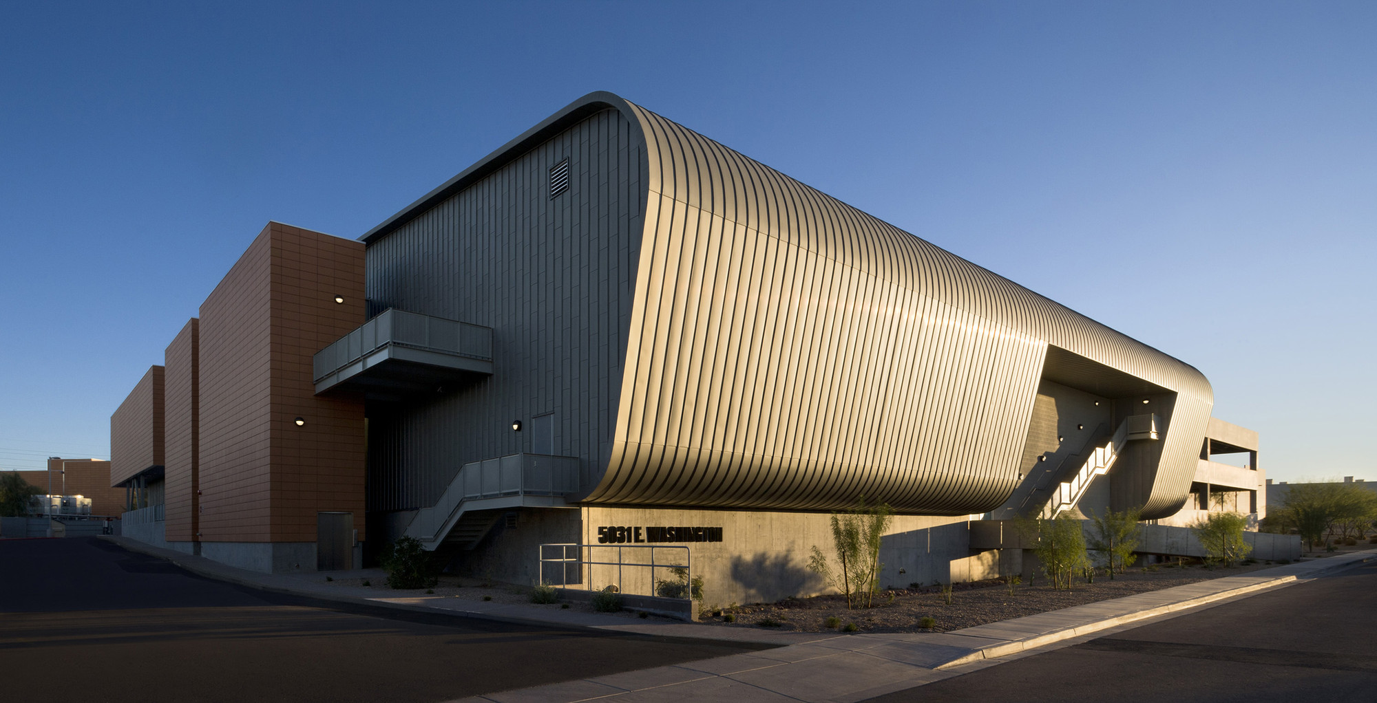 Gallery of sport and fitness center for disabled people for Architecture 54