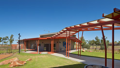 Roebourne Children and Family Centre / Iredale Pedersen Hook Architects