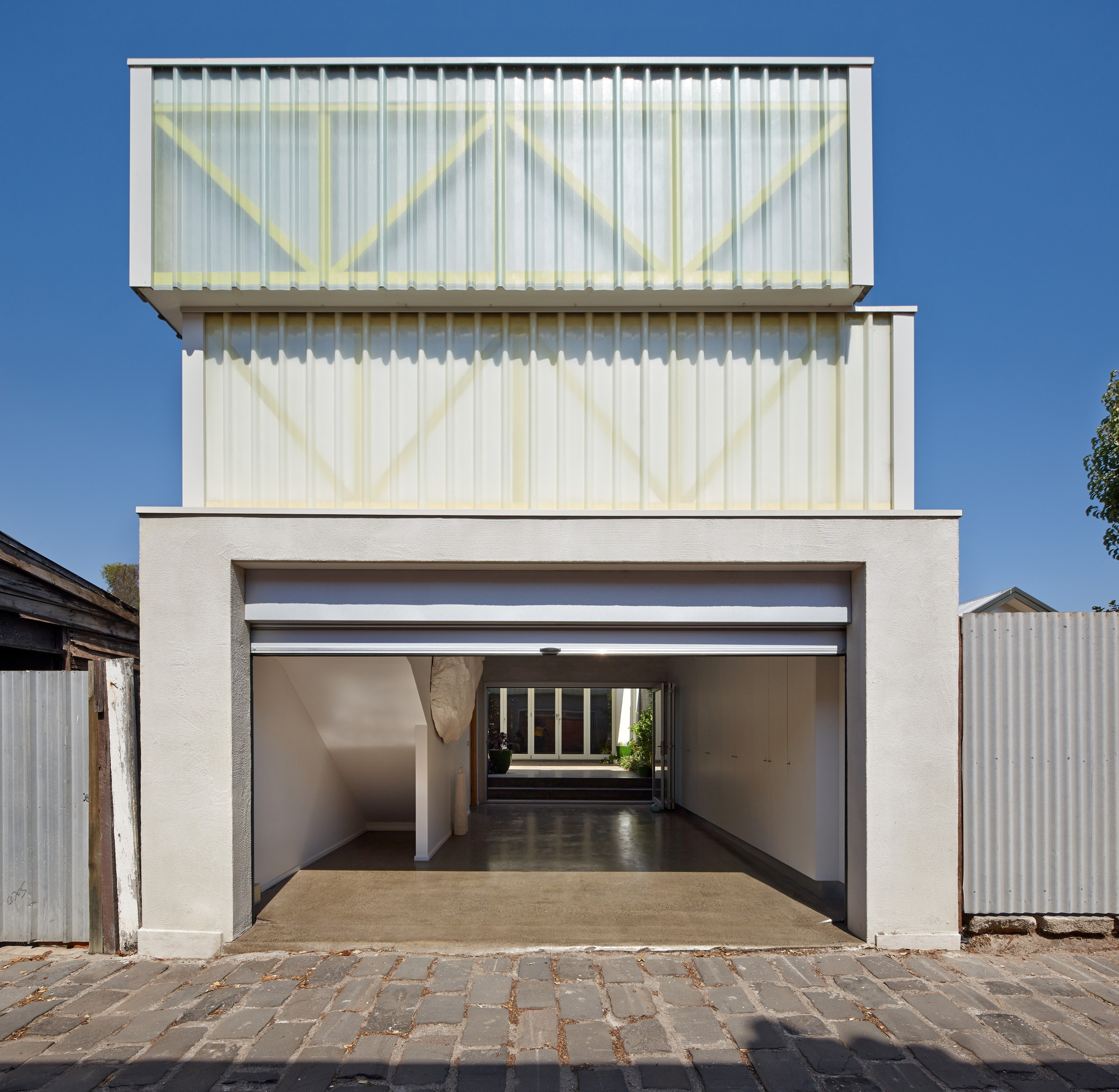 Middle Park Studio / Jean-Paul Rollo Architects, © Peter Bennetts